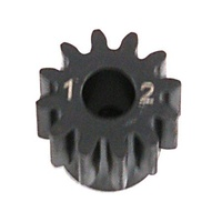 Losi 1.0 Module Pitch Pinion, 12T: 8E