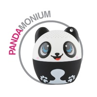 My Audio Pet Panda Portable Bluetooth Speaker