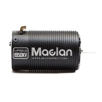 Maclan Racing MR8.2 1950KV 1/8 Buggy Competition Sensored Brushless Motor