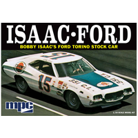 MPC 839 1/25 1972 Ford Torino Stock Car - Bobby Isaac #15 Sta-Power