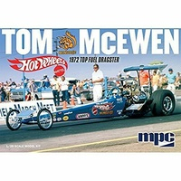 "MPC 855 1/25 Tom ""Mongoose"" McEwen 1972 Rear Engine Dragster (Hot Wheels)"