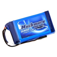 IMPACT LI-FE BATTERY 2300MAH/6.6V 4C TX FOR FUTABA 4PK - MR-MLE-2300FD