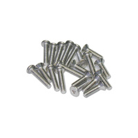 MUCH MORE 3X8 BUTTON HEAD STAINLES SCREW - MR-MSR-038
