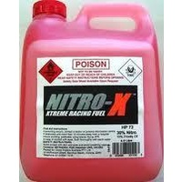 Nitro X Helicopter Mix 20% Oil 30% Nitro 4L