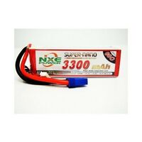 NXE 3300Mah 60C 22.2V Soft Case Lipo With EC5 Plug