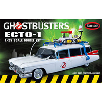 Polar Lights 914 1/25 Ghostbusters Ecto-1 SNAP