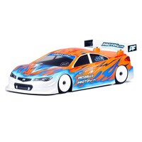 MS7 190MM LIGHT WEIGHT CLEAR TOURING CAR BODY - PR1555-25