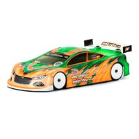 PROTOFORM D9 190MM PRO-LIGHT WEIGHT CLEAR TOURING CAR BODY - PR1564-22