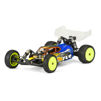 PROLINE ELITE LIGHT WEIGHT CLEAR BODY FOR TLR 22 4.0 - PR3492-25