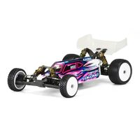 ELITE LIGHT WEIGHT CLEAR BODY FOR YOKOMO YZ-2 - PR3493-25