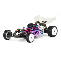 ELITE REGULAR WEIGHT CLEAR BODY FOR YOKOMO YZ-2 - PR3493-30