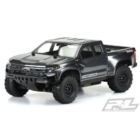 PROLINE 2019 CHEVY SILVERADO Z71 TRAIL BOSS CLEAR BODY FOR SC - PR3512-00