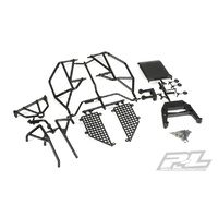 CAGE  ROOF AND FRONT SHOCK TOWER PLASTICS AND HARDWARE - PR6254-01