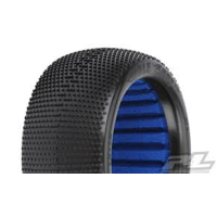 "HOLE SHOT VTR 4.0"" S4 (SUPER SOFT) OFF-ROAD 1:8 TRUCK TIRES (2) FOR FR OR RR - PR9033-204"