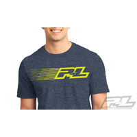 PRO-LINE LINEAR NAVY BLUE T-SHIRT MEDIUM - PR9835-02
