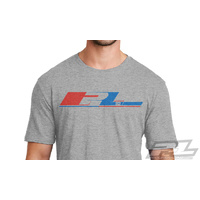PRO-LINE 82 REWIND LIGHT GRAY T-SHIRT LARGE - PR9836-03