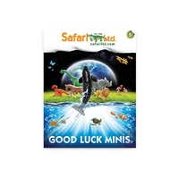 Safari Ltd Bags (Pack Of 30) Good LuckMinis *