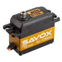 Savox SC-1267SG Super Speed Steel Gear Servo (High Voltage)