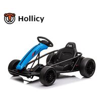 Hollicy SX1968 Drift Cart Electric Ride-on, Blue