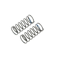 TLR Blue Front Springs, Low Frequency, 12mm (2)