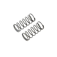 TLR Black Front Springs, Low Frequency, 12mm (2)