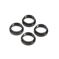 TLR 16mm Shock Nuts & O-rings (4), 8X