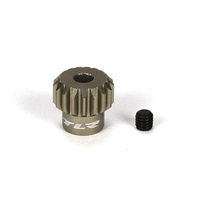 TLR Pinion Gear 17T, 48P, AL