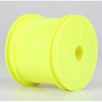 TLR Fr/R Wheel, Yellow: 22T