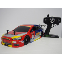 E4JR II 1/10 Brushless Touring Car EVX
