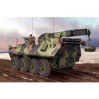 Trumpeter 00370 1/35 USMC LAV-R Light Armored Vehicle Recovery