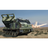 Trumpeter 01049 1/35 M270/A1 Multiple Launch Rocket System - US