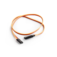 45cm 22AWG JR straight Extension wire