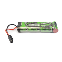 Tornado Rc 5000mah 8.4V Flat Nimh Battery for Traxxas Cars