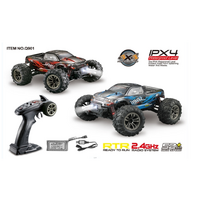Tornado RC 1/16 Brushless 4WD Ready to Run Monster Truck
