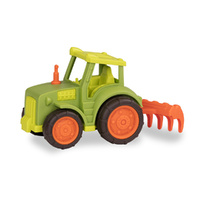 Tractor with Rake by Wonder Wheels