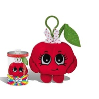 Whiffer Sniffers Cheri Cherry Backpack Clip