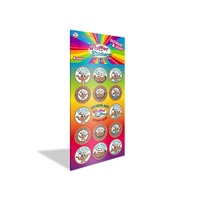Whiffer Sniffers Howie Rolls Sticker Pack