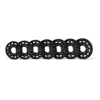 XRAY COMPOSITE 2-SPEED GEAR 58T 1S - XY335558