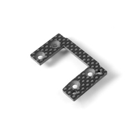 GRAPHITE CENTER DIFF MOUNTING PLATE - XY354056