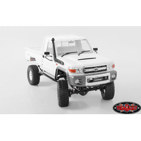 RC 4WD RC4WD TF2 LWB w/ Land Cruiser LC70 Body Set Bundle
