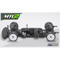 Mugen Seiki MTC2 touring car Kit (Carbon Chassis)