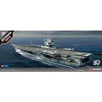 Academy 14400 1/600 USS Enterprise CVN-65 Plastic Model Kit