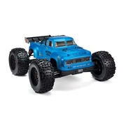Arrma Notorious 4wd Stunt Truck, 6S BLX RTR, Blue