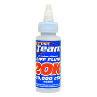 Team Associated Silicone Diff Oil 20000 Weight