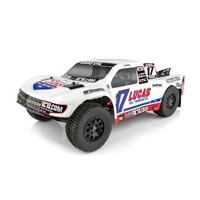 Team Associated SC10.3 Brushless Ready to Run Short Course Truck Lucas Oil