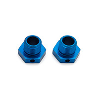 team associated FT Hex Drives, 17mm, blue
