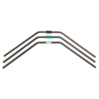 team associated RC8B3 FT Front Anti-roll Bars, 2.3-2.5mm