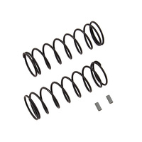 team associated Front Springs V2, gray, 5.3 lb/in, L70, 9.0T, 1.6D