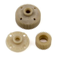 assocaited diff and idler gears