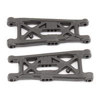 team associated B6 Flat Front Arms, hard